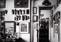 Estudio de André Breton.
