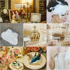 vintage whimsical wedding ideas and decors