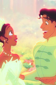 The Princess and the Frog #disney #princessandthefrog