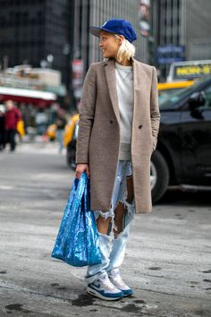 New York Fashion Week Fall 2014 Attendees