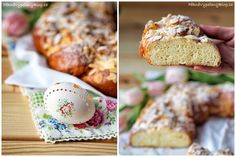 Velikonoční věnec (easter) Muffin, Breakfast, Food, Morning Coffee, Essen, Muffins, Meals, Cupcakes, Yemek