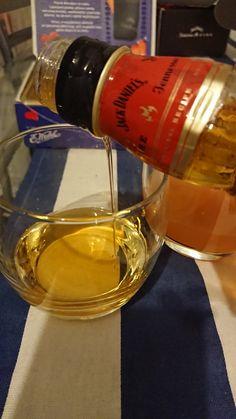 Polecam spróbować go wraz z sokiem grejpfrutowym w postaci drinka , robi wrażenie. #JackDaniels #JackFire #OgnistyJack