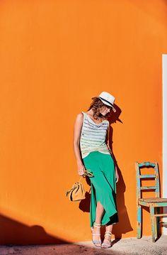 Glamour-Garantie: Die trendige Sandale in zarten Pastelltönen mit tollem Glitzereffekt