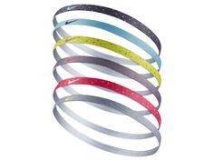 Nike Printed Stirnbänder (6er-Pack)