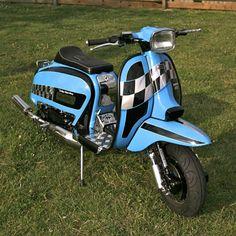 #Lambretta #gp #scootering #scooterist Vespa Px, Lambretta Scooter, Vespa Scooters, Retro Scooter, Scooter Custom, Motor Scooters, Sidecar, Bike, Instagram