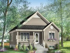072H-0043: Welcoming Cottage House Plan