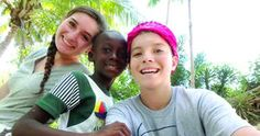 """Upper Township student helps make a difference in Haiti, and in school: The team built a small modular home for a family outside of the village, Holmes said. Construction involved screwing together prefabricated walls, a roof and porch, and took around four hours, he said. """"It was like a large Lego set,"""" Holmes said."""