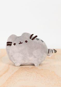"Pusheen 6"" Plush - everyone's favorite pump kitty!"