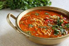 Spicy Coconut Curry Ramen