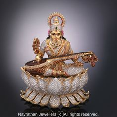 Diamond Idols   Navrathan Jewellers Antic Jewellery, Gold Jewellery, Diamond Pendant, Diamond Jewelry, Gold Bracelet For Women, Gold Chains For Men, Royal Jewelry, Neck Piece, Gold Bangles