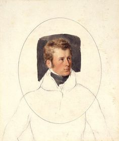 Charles Gordon-Lennox, 5th Duke of Richmond and Lennox (1813-14), by Thomas Heaphy. National Portrait Gallery, London.