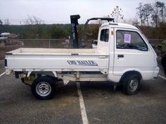 Electric Tiger Truck ID