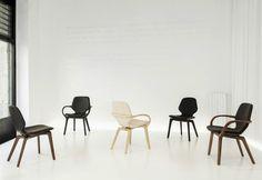 Wooden furniture of Brazilian design at FuoriSalone 2017 - Elle Decor Italia