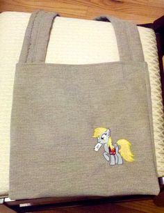 My Little Pony Derpy Hooves bag by alchemybynight on Etsy, $32.00
