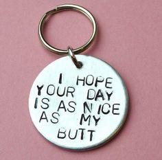 Gift for my manRomantic giftBoyfriend by BeesHandStampedGifts