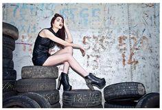 Nightcall (by Sophie Bailey) http://lookbook.nu/look/4205469-Nightcall