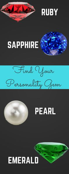 The GEMS test is one of the best personality tests you can find online. Find out which of the GEMS is your driving force and why you crave the things you do