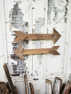 "Which way are you going? ""Does the walker choose the path, or the path the walker?"" Garth Nix Handcrafted wooden arrows available in shop and online Friday. Wooden Arrows, Urban Farmhouse, Bee Keeping, Display Ideas, Friday, Cottage, Rustic, Modern, Inspiration"