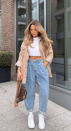 Casual Winter Outfits, Winter Fashion Outfits, Look Fashion, Autumn Outfits, Fall Street Fashion, Indie Fall Outfits, Modern Fashion Outfits, Comfortable Winter Outfits, Fashion 101