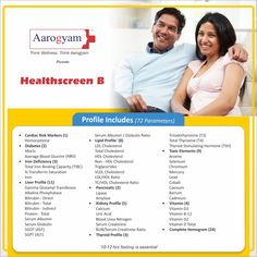 Powered by Thyrocare Free Home Sample Collection Package Includes 72 Tests Cardiac Risk Marker (1 Test) Complete Haemogram (24 Tests) Diabetes (2 Tests) Iron Deficieny (3 Tests) Lipid (8 Tests) Liver (11 Tests) Pancreatic (2 Tests) Renal (Kidney) (5 Tests) Thyroid (3 Tests) Toxic Elements (9 Tests) Vitamin (4 Tests)
