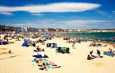 Weymouth Beach.