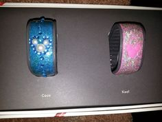 Has anyone decorated their Magic Bands? Please show us the pictures! - Page 17 - The DIS Discussion Forums - DISboards.com