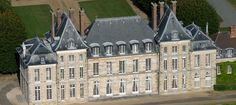 91 -Château de Saint-Jean de Beauregard – Rue du Château 91940 SAINT-JEAN DE BEAUREGARD