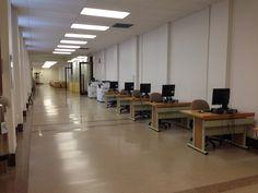 Second Floor (Computers and Copiers)