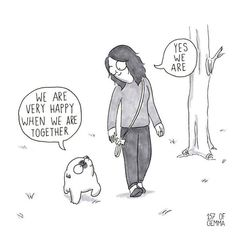This Artist Illustrates Life With Her Pampered Pug Mochi Love My Dog, Pug Love, Amor Pug, Dog Quotes, Animal Quotes, Animals And Pets, Cute Animals, Dog Mom, Dogs And Puppies