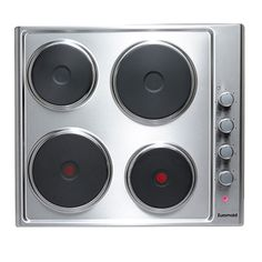 COOKTOPS Electric EC64 NEW - Black Pearl Series