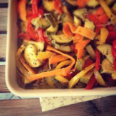 ESSENZA IN CUCINA: Agrodolce di verdure. Sistemi di sopravvivenza al caldo