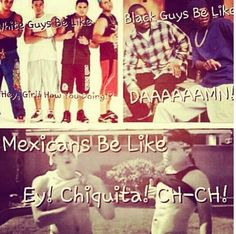Ewwwww!!! Mexicans are the worst
