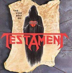 Precision Series Testament - Very Best of Testament, Grey