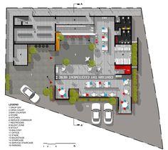 Gallery of Dock 45 / Spacefiction studio - 32