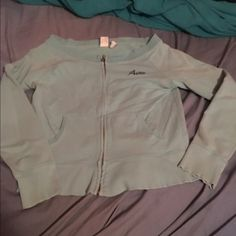Aeropostale zip jacket Worn once Aeropostale Jackets & Coats