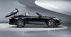 Another one of the new Porsche 911 Targa - beauty!