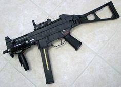 HK UMP45 #gun #guns #rifle #m4 #ar15 #229 #rounds #clip #bolt #laser #scope #carbine #guns #gun #handguns #rifles #bullets #hunting #gunsandhunting