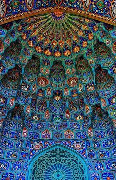 The Saint Petersburg Mosque, when opened in 1913, was the largest mosque in Russia, its minarets attaining 49 meters in height and the i...