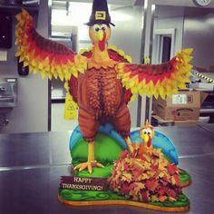 Turkey - Cake by Bryson Perkins