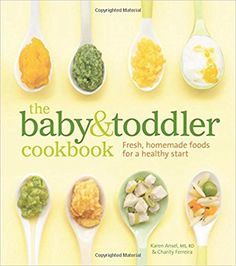9 Best No-Fuss Cookbooks for Babies & Toddlers - Wholesome Homemade Baby Food Recipes Baby Food Recipes, Great Recipes, Favorite Recipes, Recipe Ideas, Family Recipes, Toddler Meals, Kids Meals, Toddler Food, Baby Meals