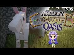 """""""MAGIC QUARTERS & INFUSION"""" Minecraft Enchanted Oasis Ep 29 - YouTube"""