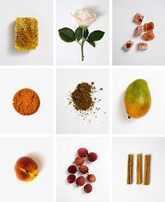 Les arômes que l'on peut retrouver dans le Gewurztraminer, cépage utilisé en Alsace: miel, rose, litchi, mangue, ... #gewurztraminer #vinsd'Alsace