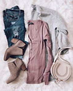 Sunsets and Stilettos - Fall Outfits Moda Outfits, Trendy Outfits, Cute Outfits, Fashion Outfits, Teenage Outfits, Casual Mom Outfits, Fall Winter Outfits, Autumn Winter Fashion, Stilettos