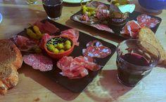 Vleeswaren plankje sharing dinner (2)