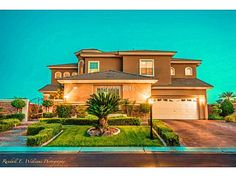 This beautiful 5 bedroom 4 bathroom home located in the gated community of Spanish Springs of Lone Mountain is ready for you to make it a home. The resort style backyard is stunning. Imagine cooling your toes in the tranquil pool on a hot summer night. Or making smores with family & friends at the fire pit. For more information contact me.  http://www.propertypanorama.com/instaview/las/1545141