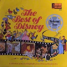 81 Best Disneyland Vinyl Records Images Vinyl Records Disney Land