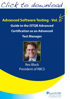 Advanced Software Testing: Volume 2 by Rex Black  This eBook is an excerpt from Rex Black's book, Advanced Software Testing: Volume 2. It consists of the section concerning risk-based testing and how risk-based testing responds to risks including identifying those risks, executing a risk analysis, mitigating risks, monitoring the impact of a risk-based test strategy and analysing and reporting on test results.