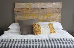 Realizzare una testata letto fai da te (Foto 21/40)   Design Mag