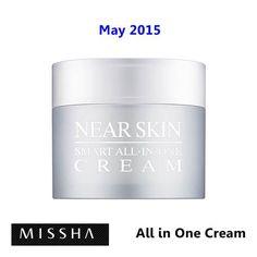 [ Missha ] Near Skin Smart All In One Cream 100ml(New2015), Korean Best Cosmetics, Free Shipping
