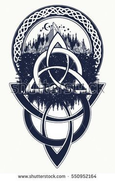 Mountain forest symbol travel symmetry tourism t-shirt - Knot T Shirt - Ideas of Knot T Shirt - unique Geometric Tattoo Celtic knot tattoo. Mountain forest symbol travel symmetry tourism t-shirt Celtic Knot Tattoo, Norse Tattoo, Viking Tattoos, Druid Tattoo, Celtic Tattoo Meaning, Celtic Tattoos For Men, Viking Tattoo Sleeve, Viking Tattoo Symbol, Irish Tattoos